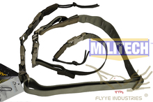 Military Spec Ranger Green RG Tactical Two Point One Point Hybrid Rifle Sling FLYYE FY-SL-S007 Multi Points Gun Sling(China (Mainland))