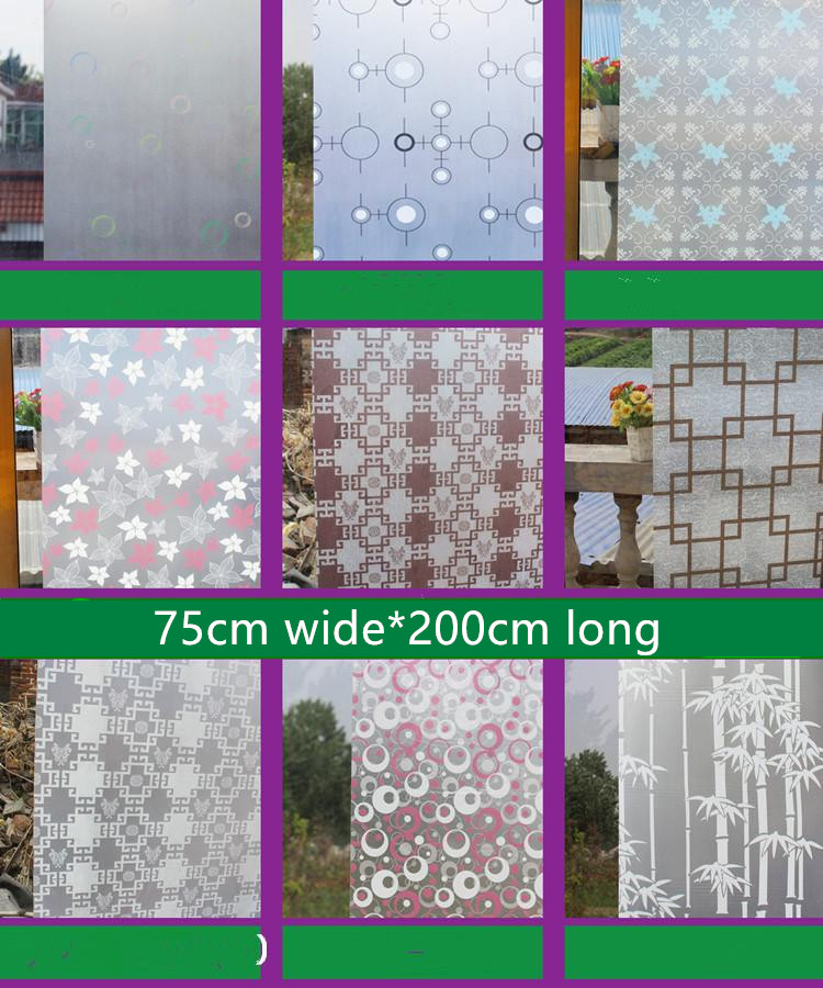Online buy wholesale opaque window film from china opaque for Stickers fenetre opaque