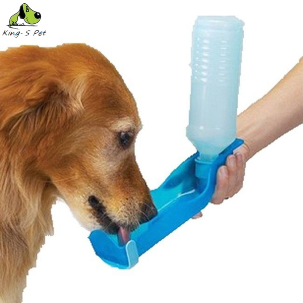 Utensils PP Glass Cat Drinking Fountain Automatic Water Bottle Pet Dispenser Feeder Dual Dog Automatic Water Bowl Pet Bottle(China (Mainland))