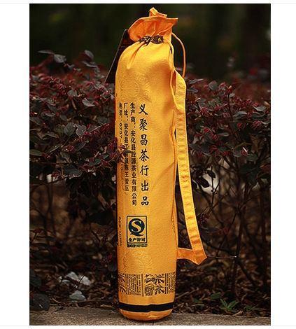 Free Shipping 2010 yr Hunan Anhua Black Tea Golden Follower Prothallial Two Hundred Tea 3625g<br><br>Aliexpress