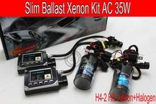 Buy Free 12V/35W Top HID AC BALLAST KIT H4-2 Xenon + Halogen bulb xenon kit car headlight 4300K/6000K/8000K/10000K for $29.08 in AliExpress store