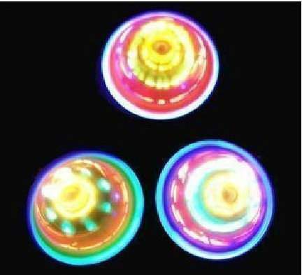 Wipe spinning top flash spinning top spinning top spinning top colorful light emitting laciness spinning top