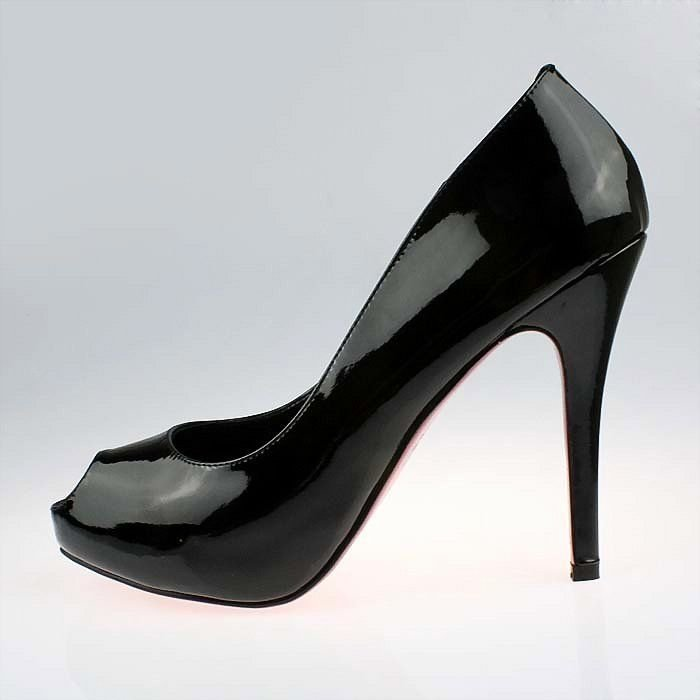 new arrival cheap high heels black