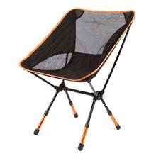 Fishing Chair 3 Files Portable Outdoor Folding Seat Stool Camping Garden Beach Chair 1kg Carry Bag