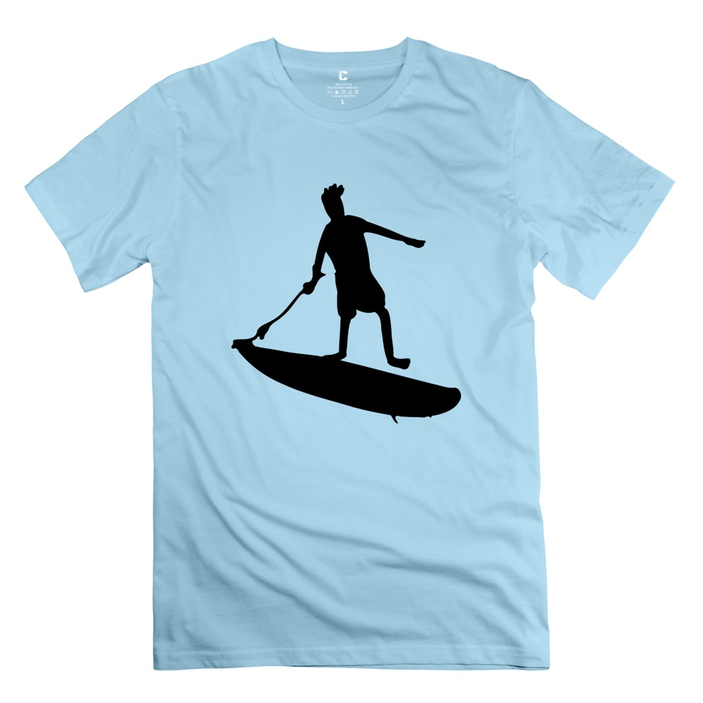 Latest men t shirt jetboard summer sports organic cotton New designer t shirts