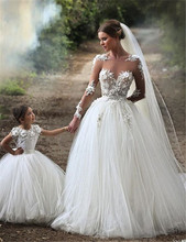 prices in euros 3D Flowers Hand Made Ball Gown Long Sleeve Floor Length Sweetheart Wedding Dress Price Bridal Gowns Promotion(China (Mainland))