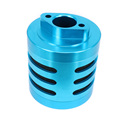 Oil Adjustable 130mm Alloy Aluminum Shock Absorber Damper For Rc Car 1/10 Crawler Truck Hpi Hsp Traxxas Losi Axial Tamiya
