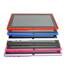 Yuntab 7″ Q88 Allwinner A23 Capacitive Google Android 4.4 Tablet PC with Dual core and Dual Camera Google Play External 3G