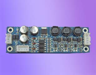 LED RGB constant current driver;with PWM dimmering function;DC12V input;RGB*2*3W/640ma output;size:88*28*10mm;P/N:AT2270