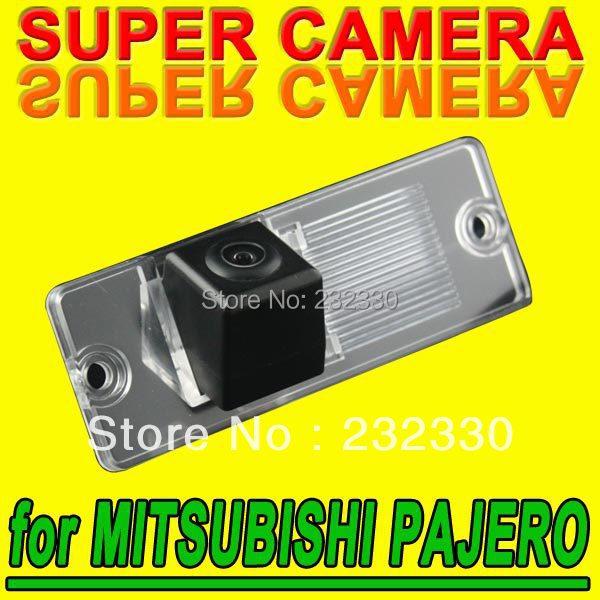 For Philips Mitsubishi Pajero Zinger Southeast Lingyue Reverse Car Back Up Parking Rear View NTSC Camera 170 degree for GPS(China (Mainland))