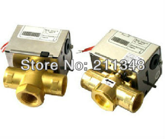 1 39 39 Motorized 3 Way Valve For Air Conditional Water System