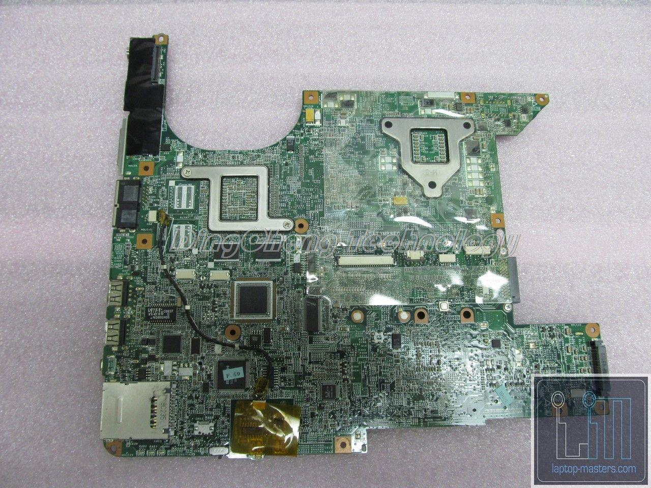 45 days Warranty Original laptop Motherboard for hp DV6500 DV6700 460900-001 G86-730-A2 PM965 DDR2 non-integrated fully test(China (Mainland))
