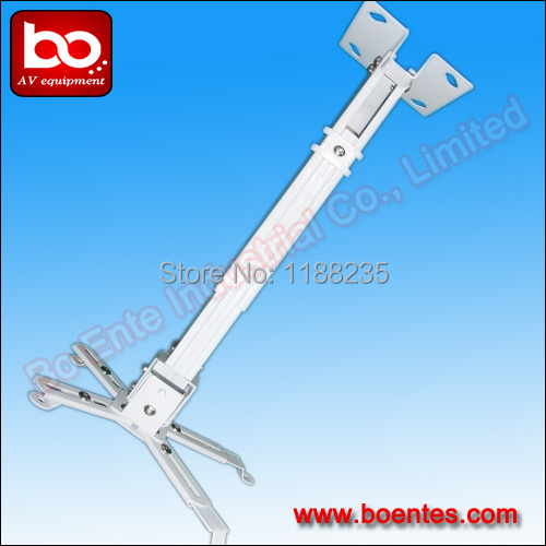 Adjustable Projector Ceiling Mount (PM4365)/Projector Aluminium Bracket/Projector Stand/Projector hanger(China (Mainland))
