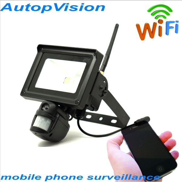 CCTV surveillance camera with waterproof & IP/Network Wireless&P2P WIFI(China (Mainland))