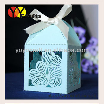 laser cut party supply wedding favors and gifts bxo with free engraved name logo