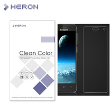 New Premium Screen Tempered Glass Film for Lenovo S660 Geniune Tempered Glass Protector Film For Lenovo S660 with Retail Package