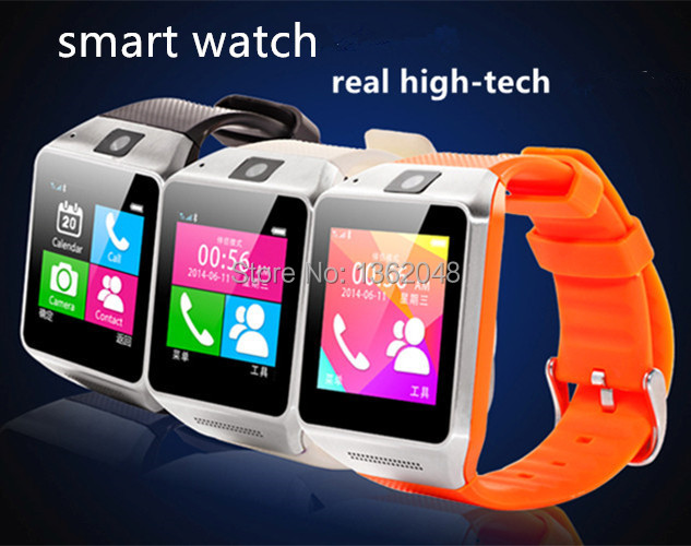 Newest multi-function HD screen bluetooth smart watch with dial number SMS reminders For Samsung HTC LG etc all Android phone(China (Mainland))
