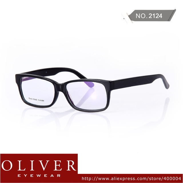 Free Shipping!2013 Classical Design Optical Frame Unisex  Eyeglasses Frames Brand Frames 2124