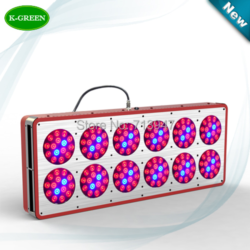 1X high quality 540W apollo LED grow light express free shipping(China (Mainland))