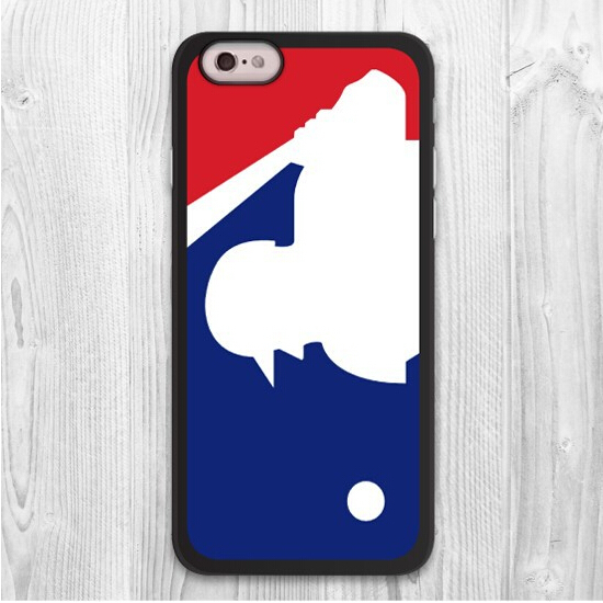 Major League Baseball Sport MLB Protective Phone Case For iPhone 6 6s(China (Mainland))