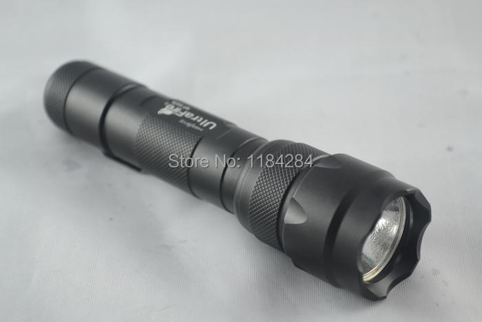 HOT Pratable Lanterna UltraFire wf 502b CREE XML T6 LED flashlight edc light pocket torch 2000 lumen pen flashlight linterna led(China (Mainland))