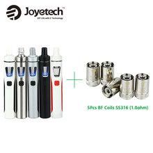 Buy Original Joyetech eGo AIO Kit 1500mAh Quick Vape Kit 2ml Capacity 5pcs 1.0ohm Coil All-in-One E-Cigarette Vape Vs ijust s for $22.79 in AliExpress store