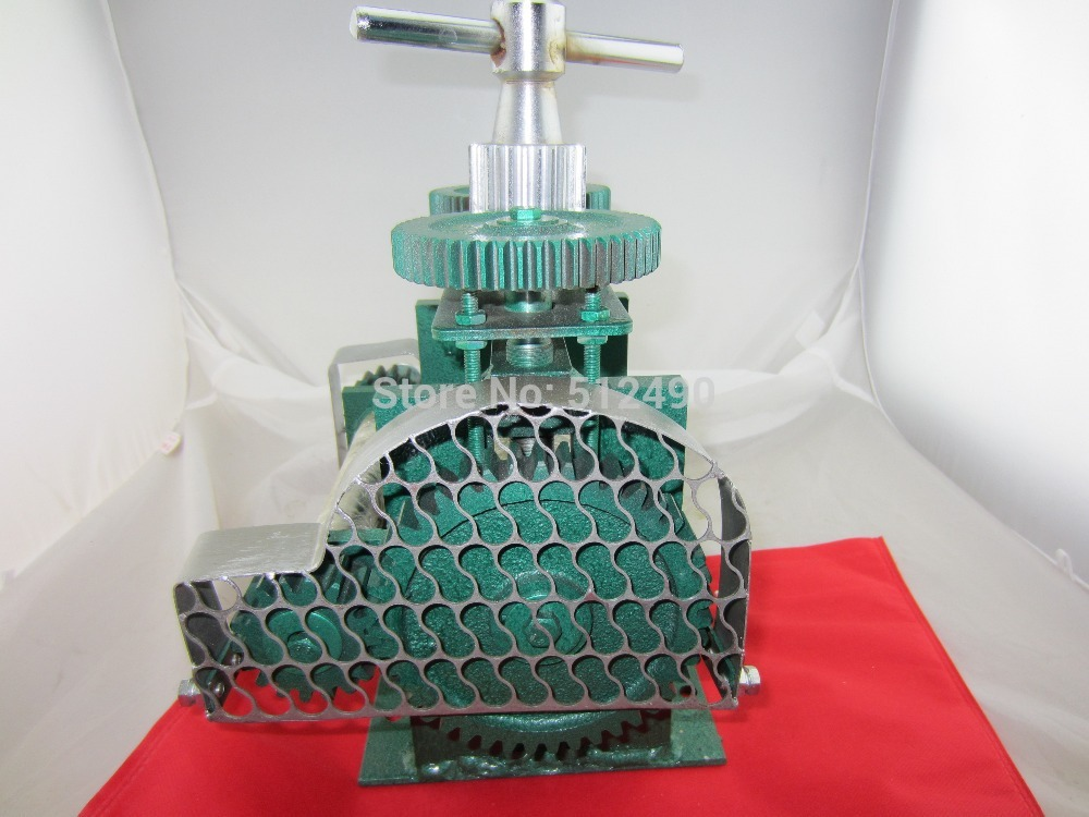 Hand Operate Rolling Mill,mini gold Rolling Mill , jewelry rolling mill with Maximum openi,mill rollingng 0-5 mm(China (Mainland))