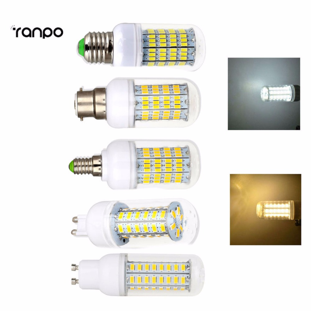 dimmable led corn bulb 5730 smd ampoule e27 g9 e14 b22 gu10 9w 14w 20w 48 64 90 smd lamp light. Black Bedroom Furniture Sets. Home Design Ideas