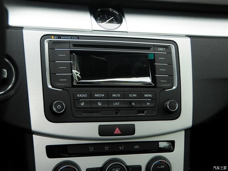 Original VW Volkswagen OEM Radio CD MP3 USB SD Card AUX Player For Golf 5 6 Jetta Mk5 MK6 Passat B6(China (Mainland))
