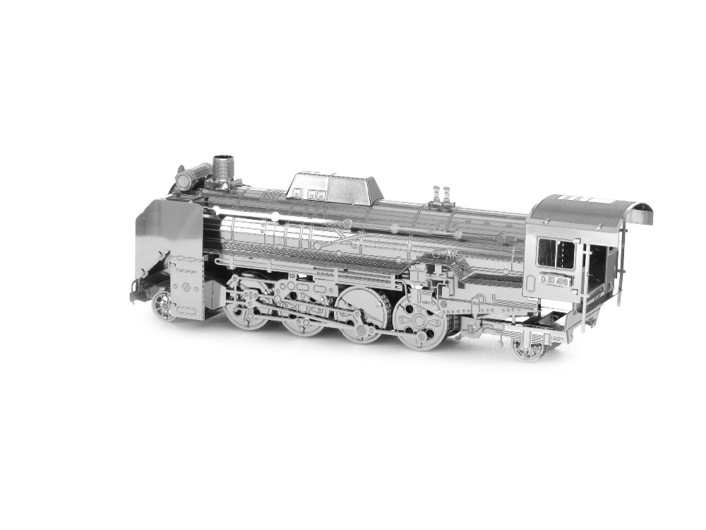 3D Metal Puzzles D51 distillation train Toys 3D Metal Model NANO Puzzles New Styles Chinses Metal Earth DIY Creative Gifts(China (Mainland))