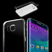 1 0.33mm Slim Silicone Soft TPU Case Samsung Galaxy A8 A7 A5 E7 E5 J7 J5 J3 J2 J1 Transparent Clear Back Cover - szhaiyu Store store