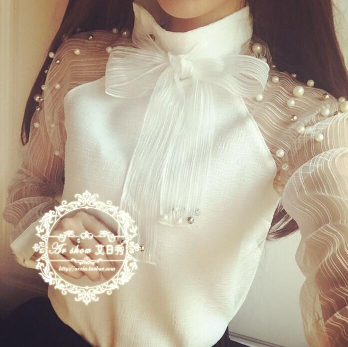 1 chiffon blouse