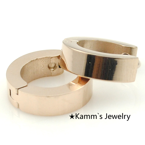 все цены на Серьги-кольца Kamm's Jewelry 316L /ke412 онлайн