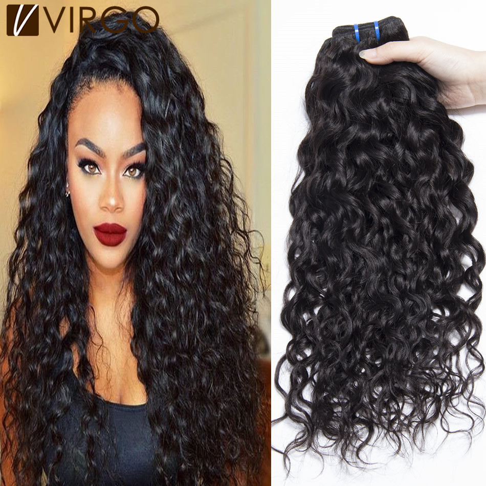 Brazilian Human Hair Wet And Wavy Weave View Brazilian ...