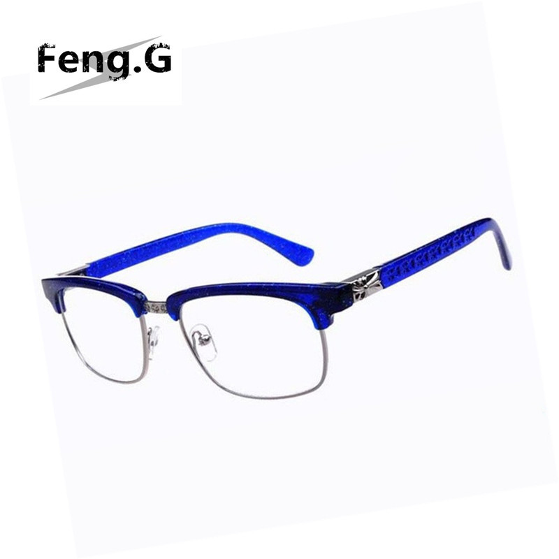 Reading Glasses No Frame : Aliexpress.com : Buy Classic popular Resin semi rimless ...