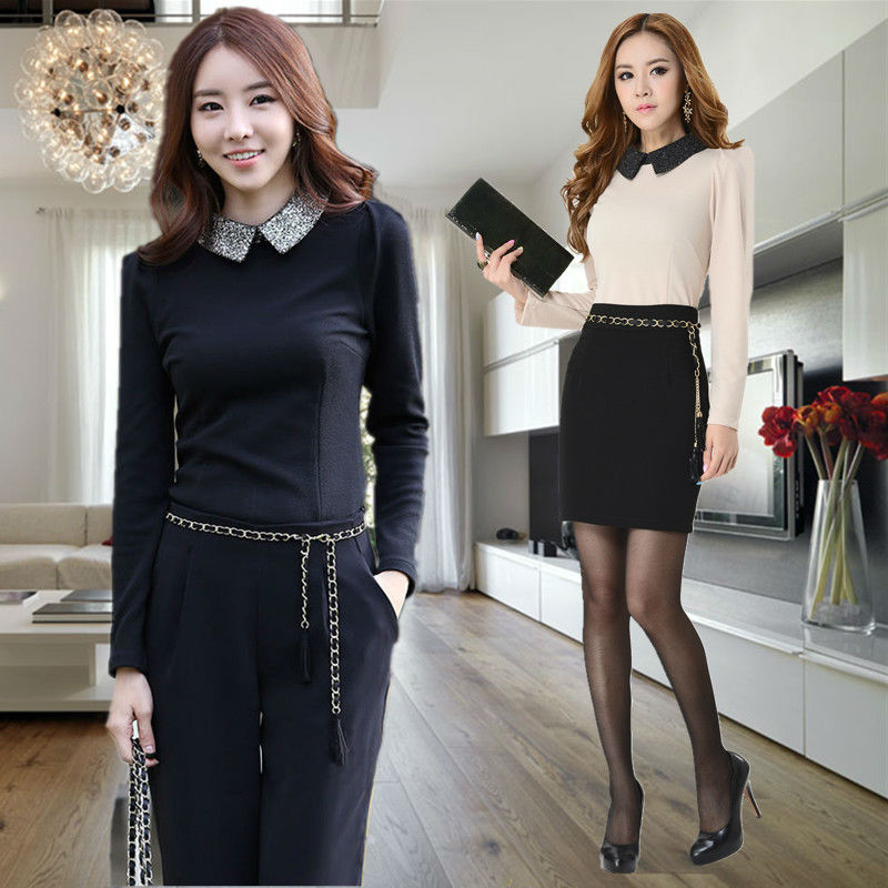 Buy 2013 New Fashion Formal Pants Suit For Women Office Lady Business Career