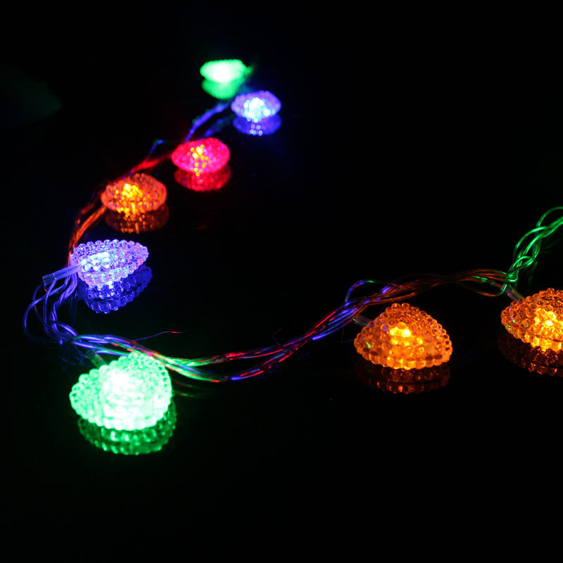 String Of Christmas Lights Image : Led lantern string light flashing Christmas lights festival led waterproof string lights ...