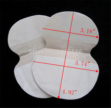 Express Free Shipping 10000pcs/lot  Summer Deodorant Underarm Dress Clothing Sweat Perspiration Pads Shield Absorbing(China (Mainland))