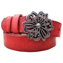 Belts & Cummerbunds 2016 Fashion Jeans Belt Brand Luxury Leather Belt For Women Apparel Accessories Waist Strap Ceinture Femme