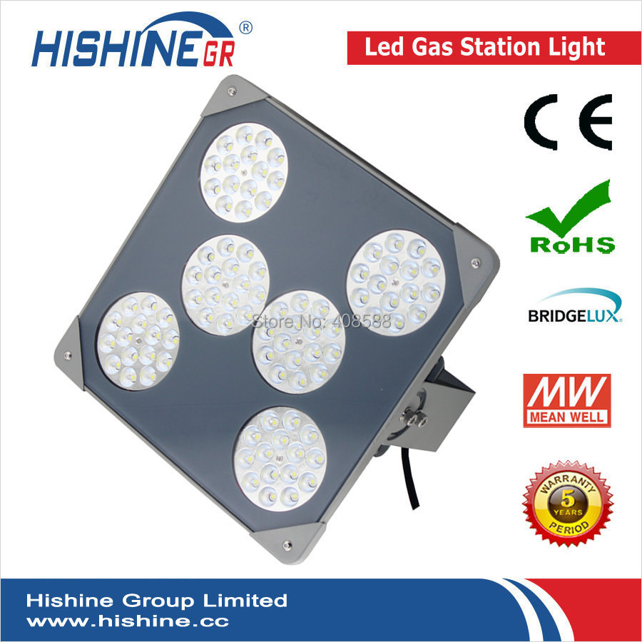 (4pcs/lot)Eco-friendly Canopy 90W Explosion Proof Led Light Gas Station With 3 Years Warranty(China (Mainland))