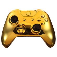 New Best Price Plating Replacement Chrome Full Housing Shell Kit Case Whole Button Replacement for Xbox One Wireless Controller