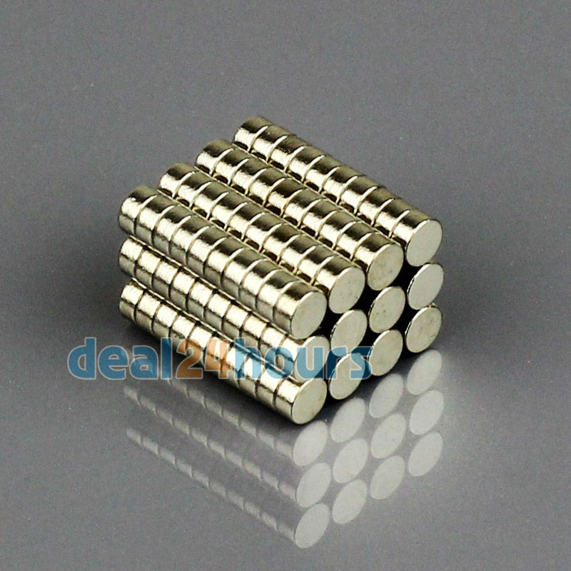 Гаджет  Lot 100pcs Super Strong Cylinder Round 3mm x 1.5mm Magnet Rare Earth Neodymium N35 Free Shipping None Строительство и Недвижимость