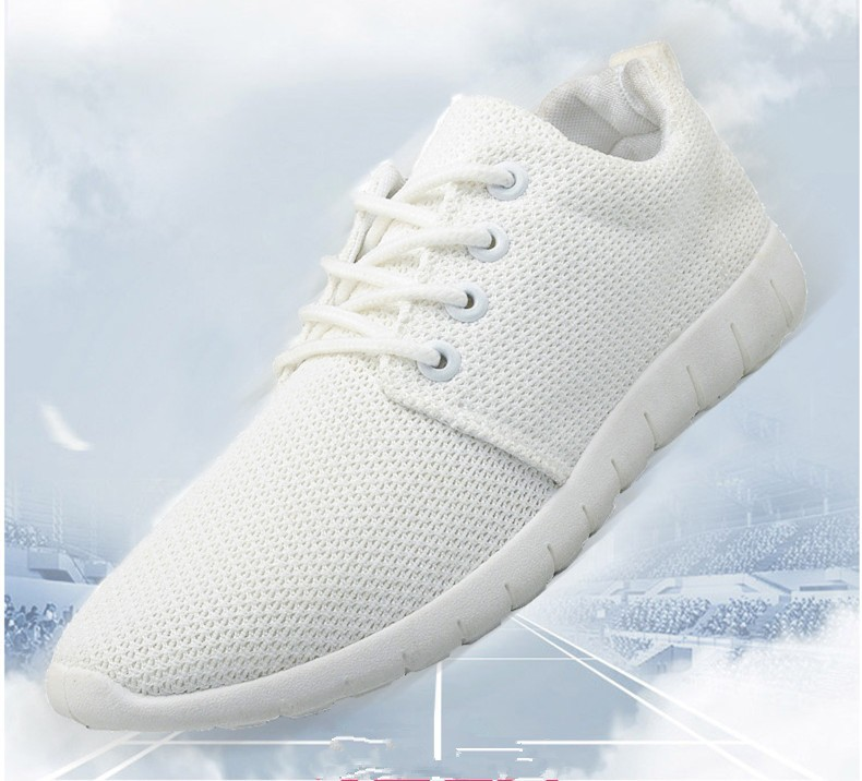 Women Breathable Mesh Shoes Size 35-40 Fashion Women Casual Shoes Zapatillas Deportivas Trainer Free Shipping Ladies Shoes YD85 (1)