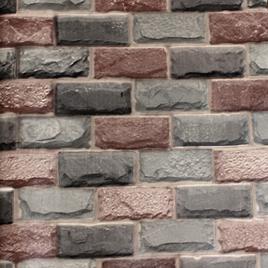 Buy thickening brick wall wallpaper for - Papel pared ladrillo ...