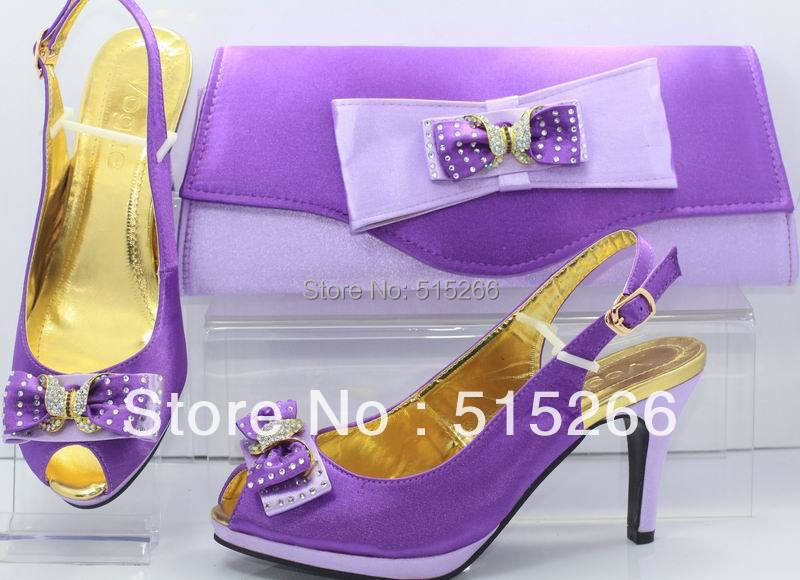 Wedding Italian Shoes And Bags To Match For Women Sandals Heels Shoes Size 38 42FREE SHIPPING