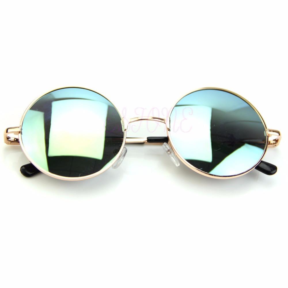 Fashion Baby Boys Girls Kids Childrens UV Protection Goggles Eyewear Sunglasses