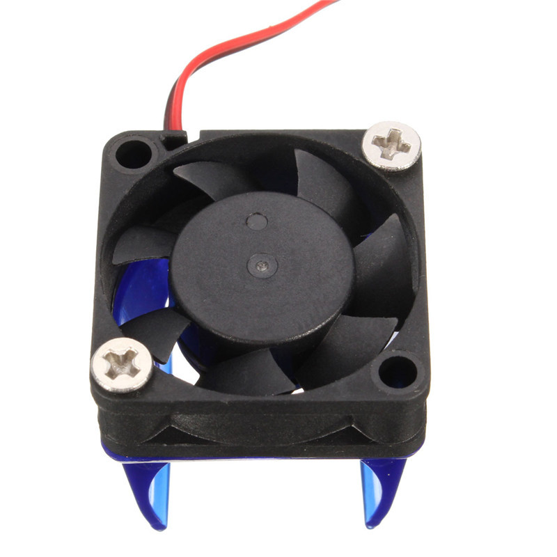 DC 12V Plastic E3D V5 V6 Mini Cooling fans 30x30x10mm Blue Cooling fans Case for 3D
