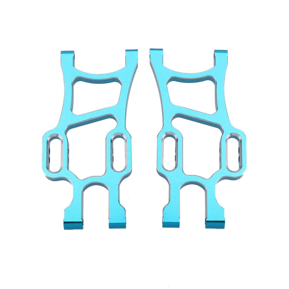 108021 1/10 Upgrade Parts Aluminum Rear Lower Suspension Arm for HSP RC Off Road Truck Car(China (Mainland))