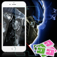 2pcs/Lote Arc 0.26mm for iPhone 5 tempered glass for iphone 6 screen protector glass for iPhone 4 tempered glass protective film
