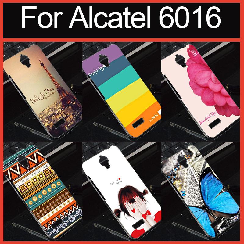 где купить Чехол для для мобильных телефонов Alcatel 2 6016 6016 d 6016A 6016E 6016 X For Alcatel One Touch Idol 2 case по лучшей цене
